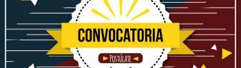 Convocatoria No. 004 -2021 Especialista Nacional de proyecto