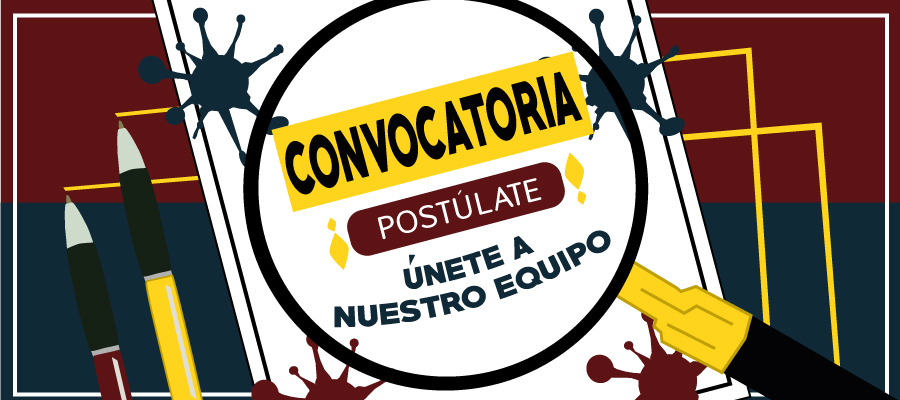 Convocatoria Especialista Junior Socio Jurídico
